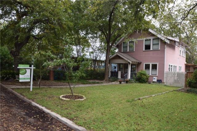 4105 Avenue H, Austin, TX 78751 (#6328941) :: The ZinaSells Group