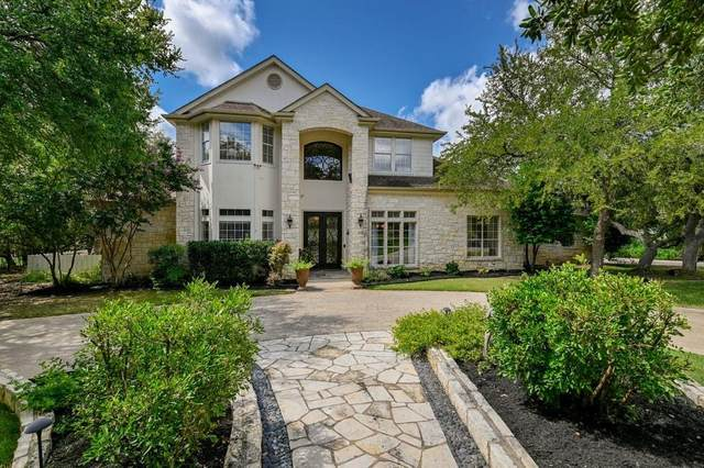 208 Lake Side Dr, Georgetown, TX 78628 (#6329181) :: Papasan Real Estate Team @ Keller Williams Realty