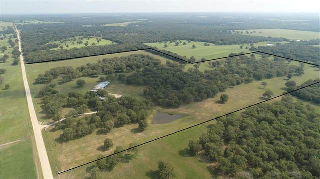 3639 County Road 457, Thorndale, TX 76577 (#6329210) :: ORO Realty