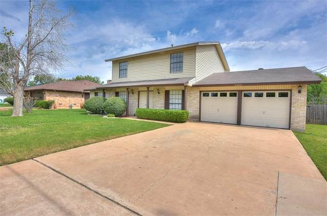 3203 Broken Spoke Trl, Georgetown, TX 78628 (#6331950) :: The Heyl Group at Keller Williams