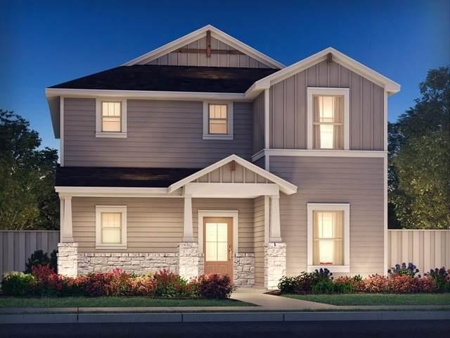 911 East St, Hutto, TX 78634 (#6333173) :: Papasan Real Estate Team @ Keller Williams Realty
