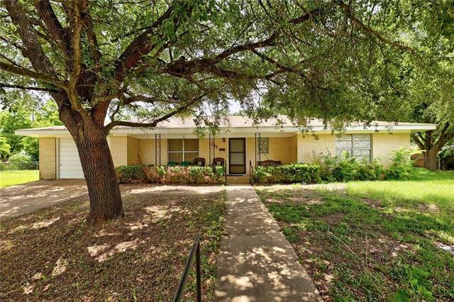 1244 Lake Terrace Dr, Elgin, TX 78621 (#6333677) :: Watters International