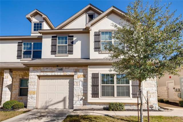 1306 Catalan Rd #901, Austin, TX 78748 (#6334236) :: The Perry Henderson Group at Berkshire Hathaway Texas Realty
