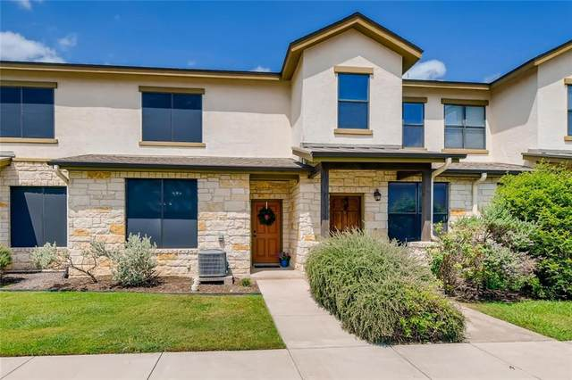 2101 Town Centre Dr #1403, Round Rock, TX 78664 (#6334368) :: The Heyl Group at Keller Williams