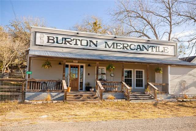 212 N Main St, Burton, TX 77835 (#6336362) :: First Texas Brokerage Company