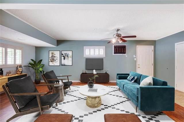 1206 Southwood Rd, Austin, TX 78704 (#6336910) :: Ben Kinney Real Estate Team