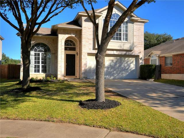 914 Fenway Park Ct, Round Rock, TX 78665 (#6336962) :: First Texas Brokerage Company