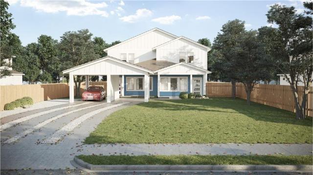 1117 Walton Ln A, Austin, TX 78721 (#6338858) :: Ben Kinney Real Estate Team