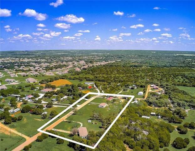 300 Phillip Ln, Liberty Hill, TX 78642 (#6339739) :: Sunburst Realty