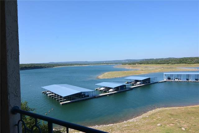 3404 American Dr #1108, Lago Vista, TX 78645 (#6340110) :: The Heyl Group at Keller Williams