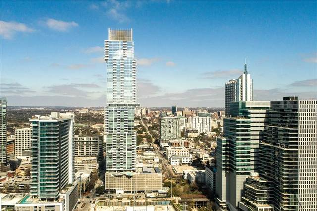 301 West Ave #3502, Austin, TX 78701 (#6341324) :: The Summers Group