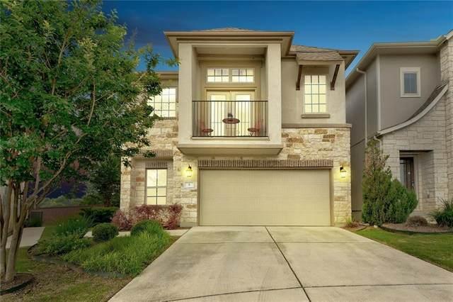 2105 Town Centre Dr #5, Round Rock, TX 78664 (MLS #6342221) :: Brautigan Realty