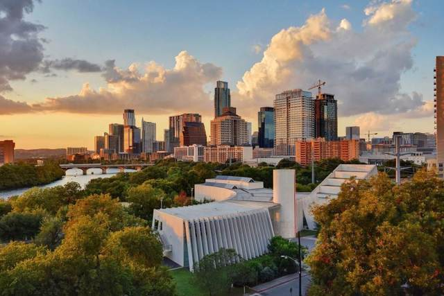 54 Rainey St #918, Austin, TX 78701 (#6345174) :: The Perry Henderson Group at Berkshire Hathaway Texas Realty