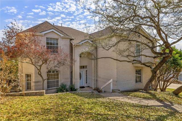 5913 Mountain Villa Dr, Austin, TX 78731 (#6345531) :: Lancashire Group at Keller Williams Realty