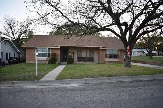 206 S Spring St, Lampasas, TX 76550 (#6345957) :: Realty Executives - Town & Country