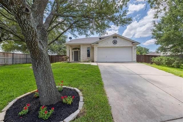 1611 Vera Way, Round Rock, TX 78664 (#6346941) :: Papasan Real Estate Team @ Keller Williams Realty
