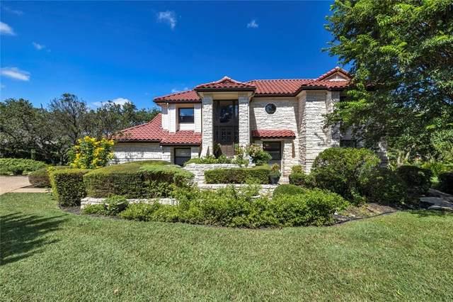 14 Chameleon Ct, Austin, TX 78738 (#6347749) :: Papasan Real Estate Team @ Keller Williams Realty
