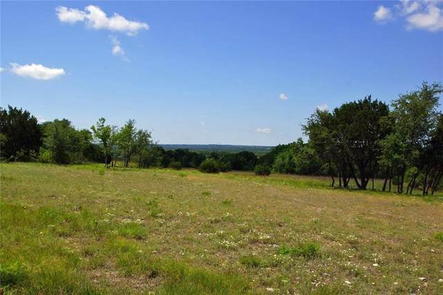 Lot 1C County Road 225, Lampasas, TX 78608 (#6348127) :: The Heyl Group at Keller Williams
