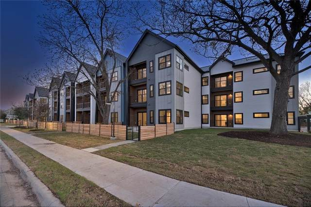 3101 Govalle Ave #103, Austin, TX 78702 (#6349343) :: Lucido Global