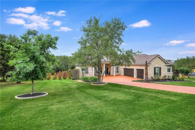 207 Bella Montagna Cir, Austin, TX 78734 (#6349678) :: Realty Executives - Town & Country