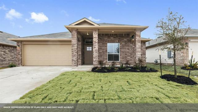100 Craft St, Hutto, TX 78634 (#6351761) :: The Perry Henderson Group at Berkshire Hathaway Texas Realty