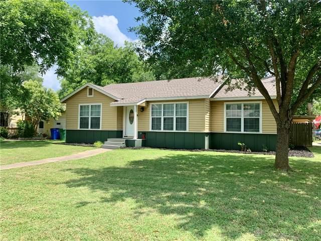 1015 Gilmore St, Taylor, TX 76574 (#6352969) :: Papasan Real Estate Team @ Keller Williams Realty