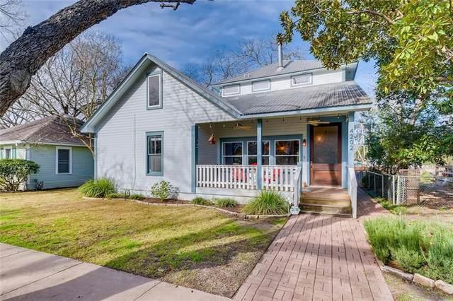4202 Avenue B Ave, Austin, TX 78751 (#6354567) :: Green City Realty