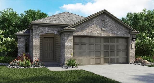 200 Meaningful Dr, Jarrell, TX 76537 (#6355200) :: First Texas Brokerage Company