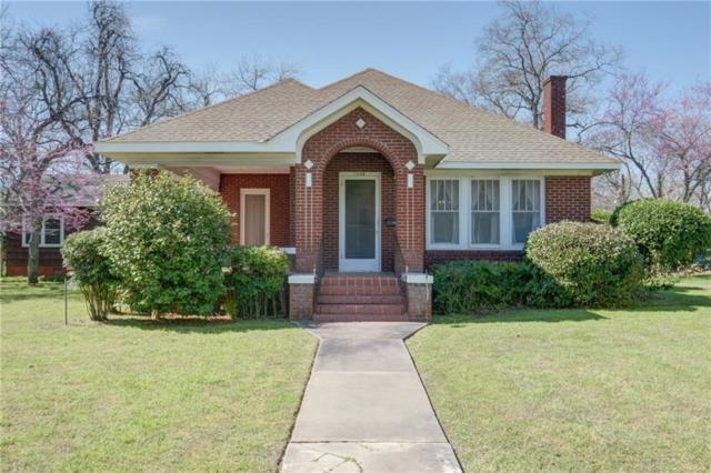 1308 Pecan St, Bastrop, TX 78602 (#6355275) :: Papasan Real Estate Team @ Keller Williams Realty