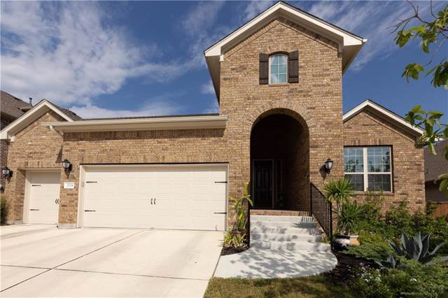 2724 Mazaro Way, Round Rock, TX 78665 (#6357588) :: The Perry Henderson Group at Berkshire Hathaway Texas Realty