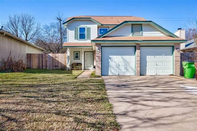 1102 Greenbriar Loop, Round Rock, TX 78664 (#6358058) :: RE/MAX Capital City