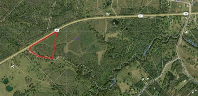 102 acres Hwy 21, Cedar Creek, TX 78612 (#6358352) :: Watters International
