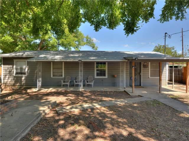 906 Chote Ave, Austin, TX 78702 (#6358932) :: Kourtnie Bertram | RE/MAX River Cities