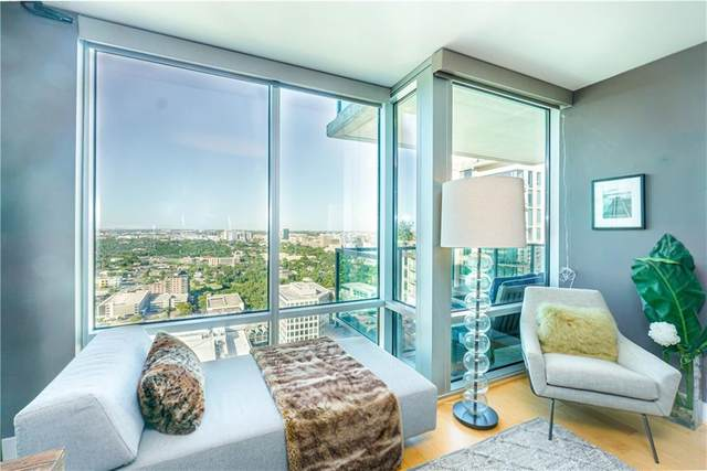 300 Bowie St #3706, Austin, TX 78703 (#6359516) :: RE/MAX IDEAL REALTY