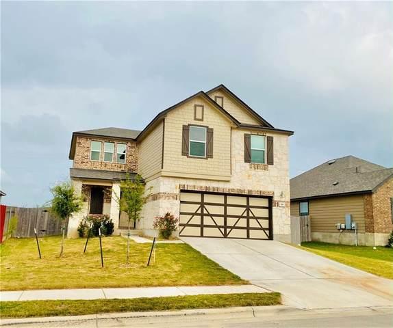 118 W Point Way, Elgin, TX 78621 (#6359716) :: Papasan Real Estate Team @ Keller Williams Realty