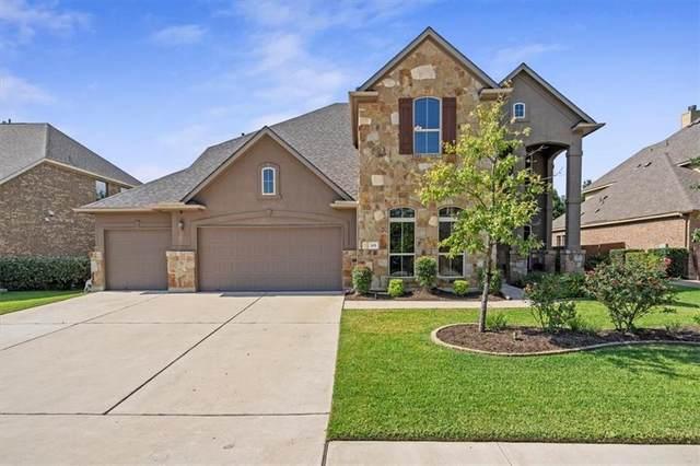 205 Broken Arrow Dr, Cedar Park, TX 78613 (#6359875) :: Papasan Real Estate Team @ Keller Williams Realty