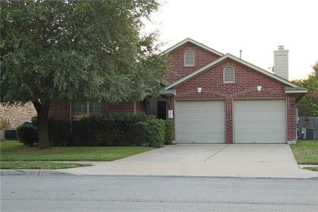 2205 Speidel Dr, Pflugerville, TX 78660 (#6361697) :: Papasan Real Estate Team @ Keller Williams Realty