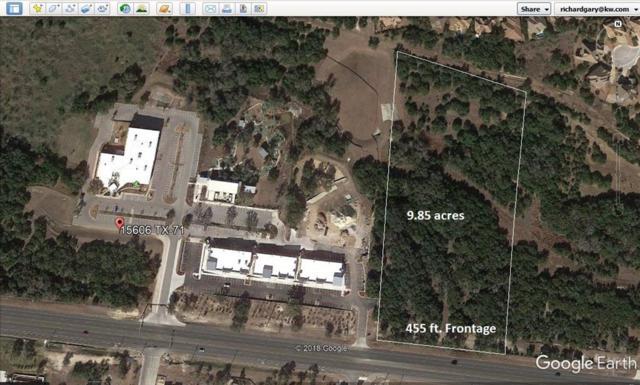 15506 W Highway 71 Hwy A, Bee Cave, TX 78738 (#6362461) :: Papasan Real Estate Team @ Keller Williams Realty