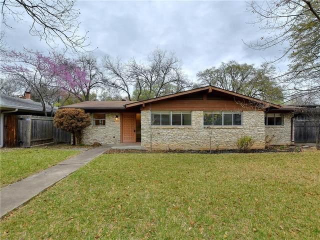 3004 W Terrace Dr, Austin, TX 78757 (#6363497) :: Lancashire Group at Keller Williams Realty