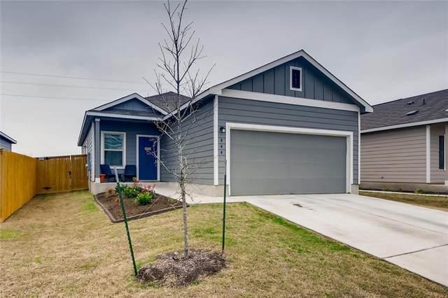 844 Circle Way, Jarrell, TX 76537 (#6363983) :: Papasan Real Estate Team @ Keller Williams Realty