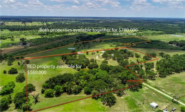132 Marcus Rd A, Mcdade, TX 78650 (#6364539) :: The ZinaSells Group