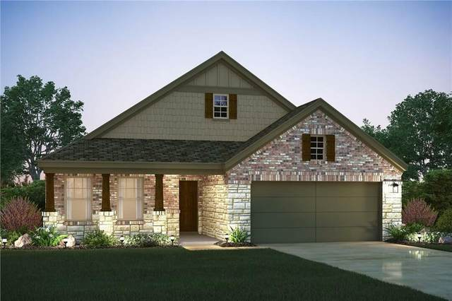 317 Mangold Dr, Hutto, TX 78634 (#6365140) :: The Perry Henderson Group at Berkshire Hathaway Texas Realty