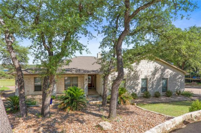 21523 Lakefront Dr, Lago Vista, TX 78645 (#6365167) :: The Perry Henderson Group at Berkshire Hathaway Texas Realty