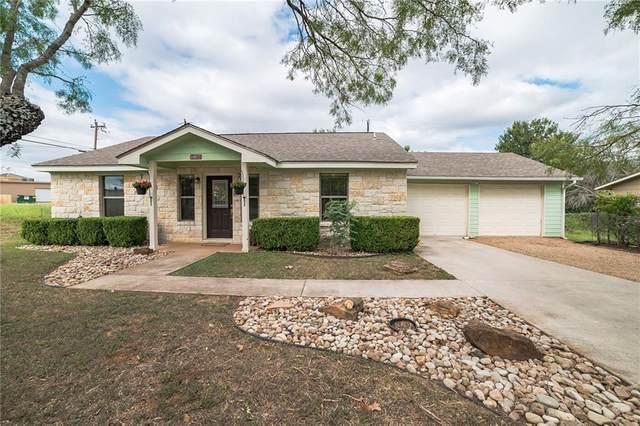 602 Pecan Ln, Cottonwood Shores, TX 78657 (#6365282) :: First Texas Brokerage Company
