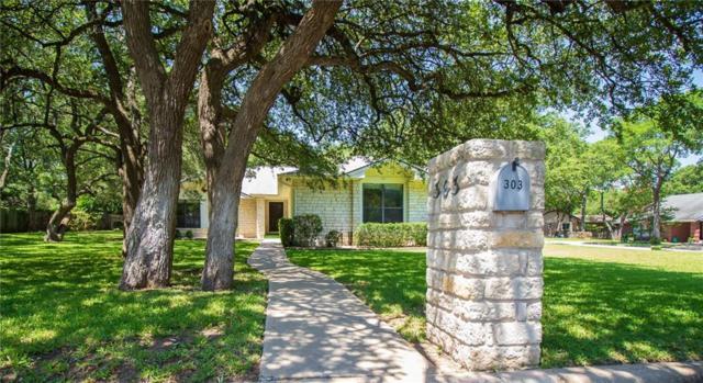 303 Prize Oaks Dr, Cedar Park, TX 78613 (#6365807) :: Watters International