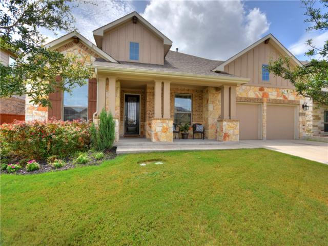 229 Norcia Loop, Liberty Hill, TX 78642 (#6369077) :: The Perry Henderson Group at Berkshire Hathaway Texas Realty