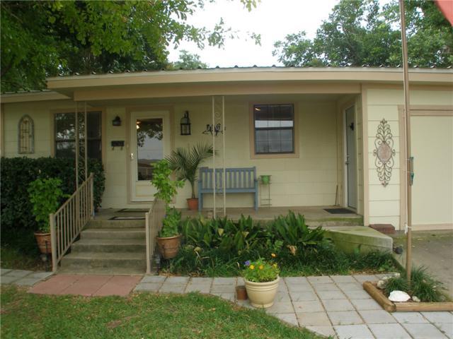 405 E Lamon St, Burnet, TX 78611 (#6369477) :: Carter Fine Homes - Keller Williams NWMC