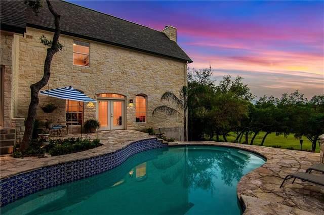451 Mystic Overlook Rd, Dripping Springs, TX 78620 (#6369863) :: Papasan Real Estate Team @ Keller Williams Realty