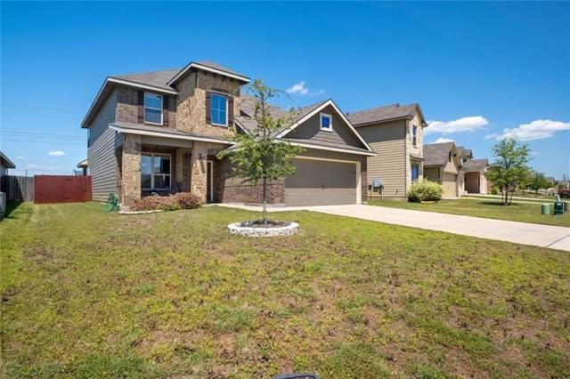 1230 Amber Dawn Dr, Temple, TX 76502 (MLS #6373149) :: Vista Real Estate