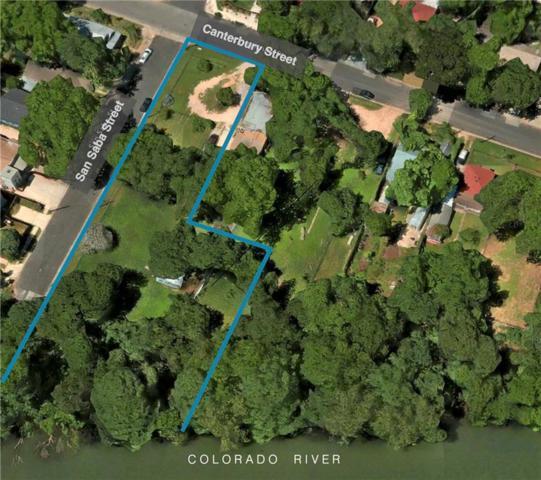 2601 Canterbury St A, Austin, TX 78702 (#6375608) :: 3 Creeks Real Estate